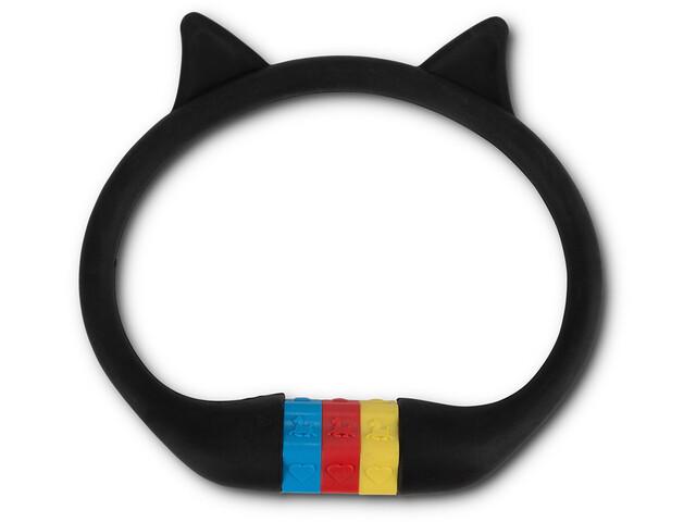 Cube RFR HPS Fietsslot Cat zwart